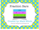 Fraction Bars- Student Math Tool