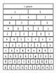 Fraction Strips Templates
