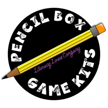 Fraction Subtraction Race - Pencil Box Game Kit {FREEBIE}