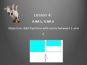 Fraction Sums between 1 and 2
