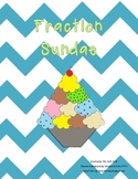 Fraction Sundae-Problem Solving with Fractions