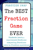 Fraction Swap: The BEST Fraction Game EVER!