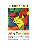 Fraction Number Talks with Tangrams
