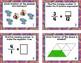 Fraction Task Cards - 3.NF.1, 3.NF.2, 3.NF.3, & 3.G.2 *EDITABLE*