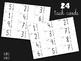 Fraction Task Cards - 5th Grade