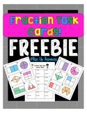 Fraction Task Cards *FREE*