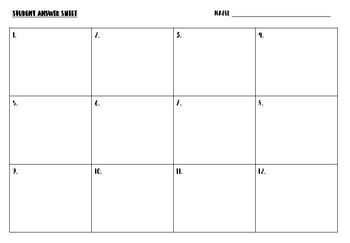 Fraction Task Cards: Fourth Grade