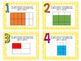 Fraction Task Cards. Math Center. Write the Fraction!