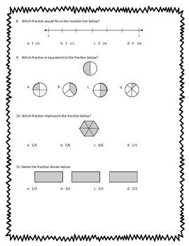 Fraction Test
