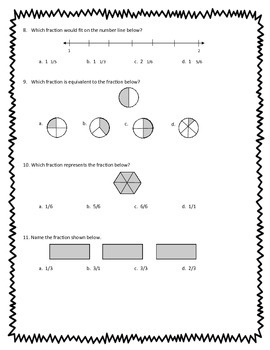 Fraction Test