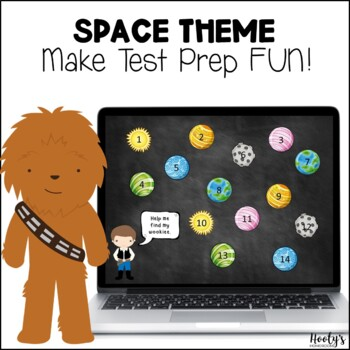 Fraction Test Prep PowerPoint Game
