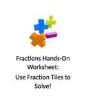 Fraction Tiles Activity