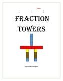 Fraction Towers With Unifix Cubes