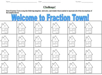 Fraction Town
