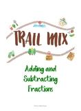Fraction Trail Mix