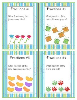 Fraction Trails : Fraction Fun With Snails