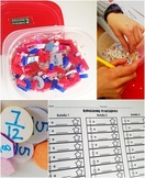 Fraction Treasure Hunt (reducing, improper to mixed, fraction to decimal) - FREE