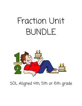 Fraction Unit BUNDLE