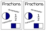 Fraction Unit Cover