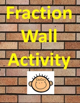 Fraction Wall Activity