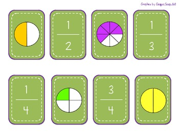 Fraction War - Fractions and Models