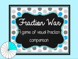 Fraction Math Center Game