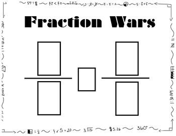 Fraction Wars