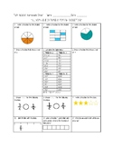 Fraction Weekly Homework Page