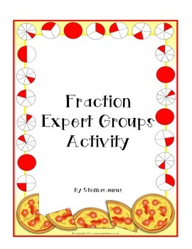 Fraction Word Problem Activity