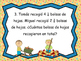 Fraction Word Problems PowerPoint (SPANISH)