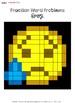 Fraction Word Problems Sad Face Emoji