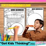 Fractions Activity: Pizza Challenge