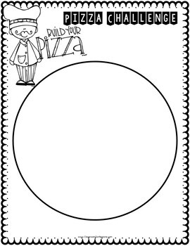 Fractions Activity: Pizza Challenge