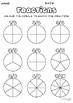 Fraction Worksheet Pack