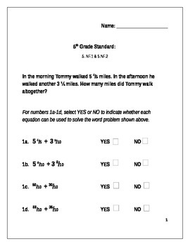 Fraction addition problems