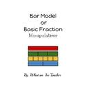 Fraction and Bar Model Manipulatives