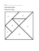 Fraction and Decimal Equivilency- Tangram