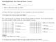 Fraction and Decimal Unit- Worksheets