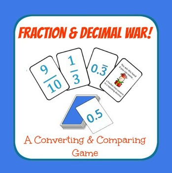 Fraction and Decimal War!
