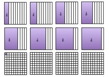 Fraction and Decimals bundled activities