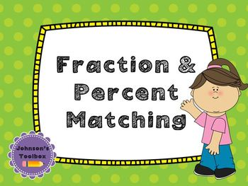 Fraction and Percent Match or Sort
