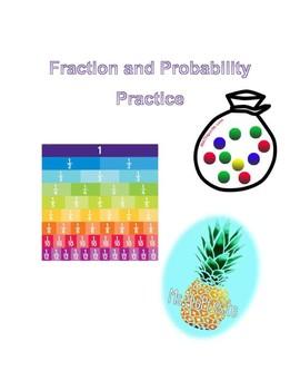 Fraction and Probability Bundle