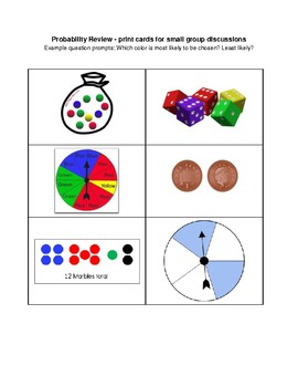 Fraction and Probability Bundle