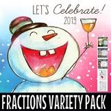 Fraction fun bundle