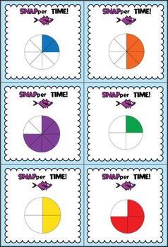 Fraction game - SNAPper time!