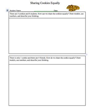 Fraction learning segement