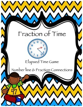 Fraction of Time - Elapsed Time
