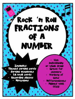 Fraction of a Number Rock 'n Roll