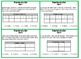 Fraction of a Set Multiplying by a Fraction Visual Bar Model Task Cards