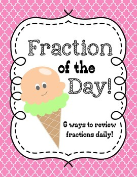 Fraction of the Day